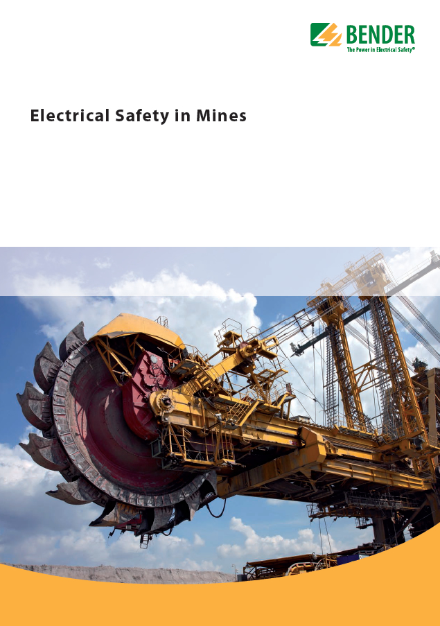 Siguranta electrica in minele de suprafata sau de adancime - Electrical Safety in Mines